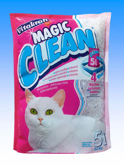 VK. Cicaalom Magic Clean
