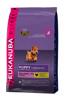 Eukanuba Puppy & Junoir Small