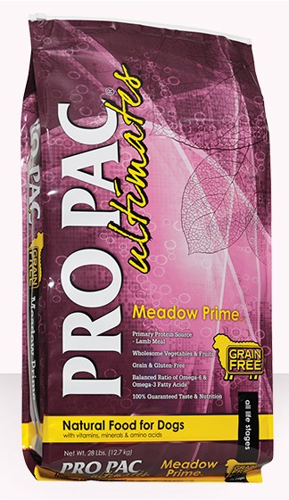 PRO PAC ULTIMATES MEADOW PRIME GRAIN-FREE