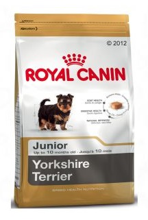 Royal Canin Junior Yorkshire Terrier