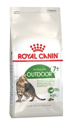 Royal Canin Outdoor  + 7