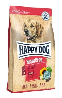 Happy Dog NaturCroq Adult Active