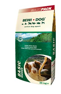 Bewi Dog Basic Menü
