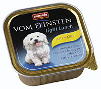 Vom Feinsten Light Lunch Pulyka - sajt