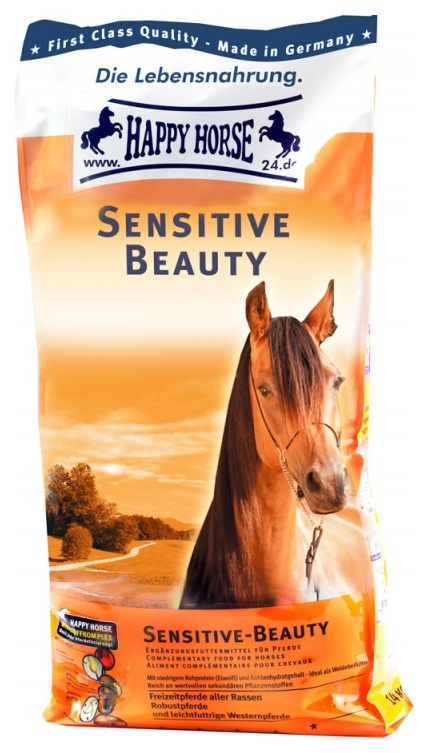 Happy Horse Sensitive Beauty