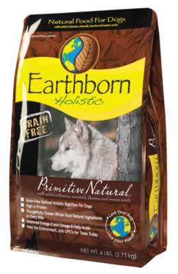 Earthborn Holistic Primitive Natural (gabonamentes)