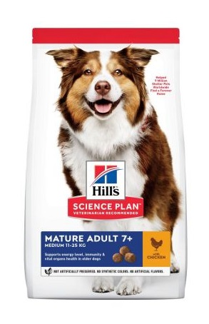 Hills canine Mature Adult Chicken