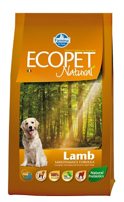 ECOPET NATURAL LAMB MEDIUM