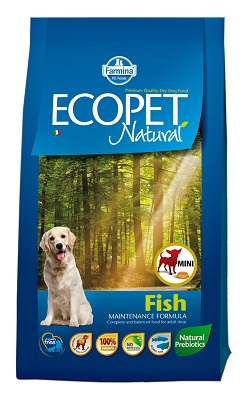 ECOPET NATURAL FISH MINI