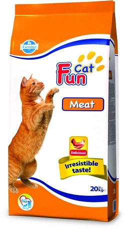 Fun Cat Meat