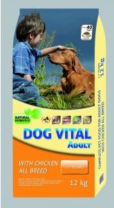 Dog Vital Adult All Breed Chicken