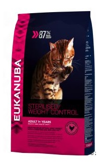 Eukanuba Cat Adult  Sterilised / Weight Control