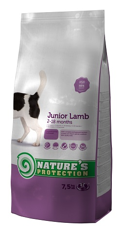 Nature's Protection Junior with Lamb