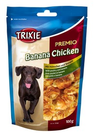 TRX31582 PREMIO Banana Chicken 100 gr