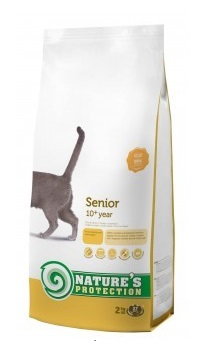 Nature's Protection Cat Senior