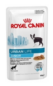 Royal Canin Urban Life Junior 150 gr