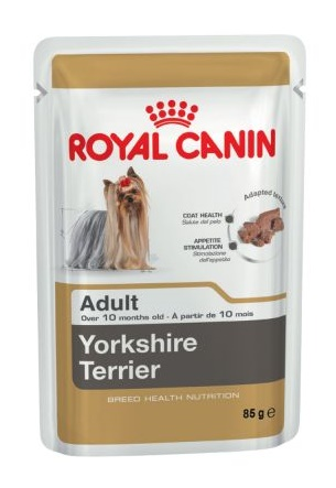 Royal Canin Adult Yorkshire Terrier 85 gr