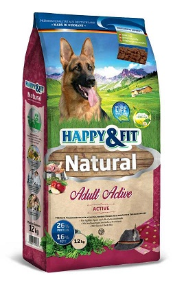 Happy&Fit Natural Adult Active