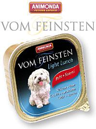 Vom Feinsten Light Lunch Pulyka - Sonka