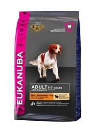 Eukanuba Adult Small & Medium  Lamb and Rice