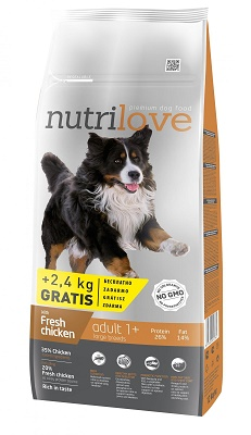 Nutrilove Adult Large