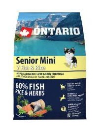 Ontario Senior Mini 7 Fish & Rice
