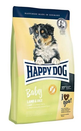 Happy Dog Baby Lamb & Rice