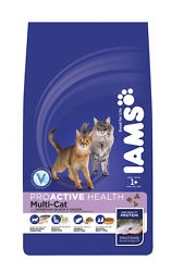 Iams Multi-Cat Adult with Chicken & Salmon